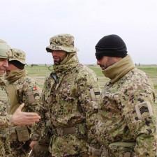Produtos AuxDefense em avaliação no Iraque