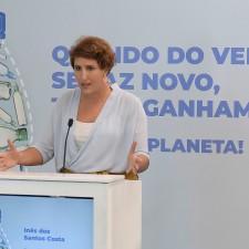 Secretária de Estado do Ambiente no 'Fibrenamics Impulse'