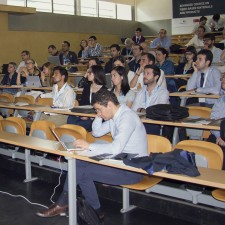 Advanced Course brought together world experts in innovation with fibrous materials