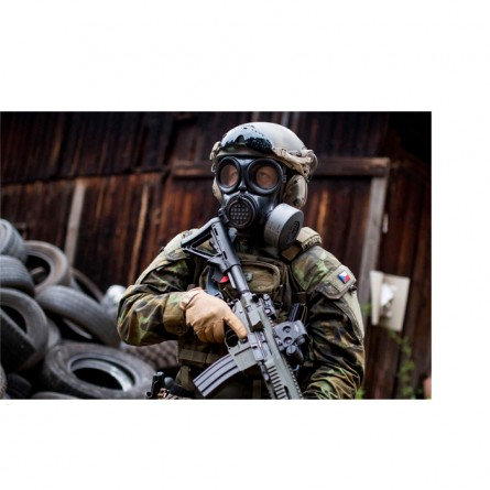 Chemical and Biological Warfare protection and self-decontaminating fabrics